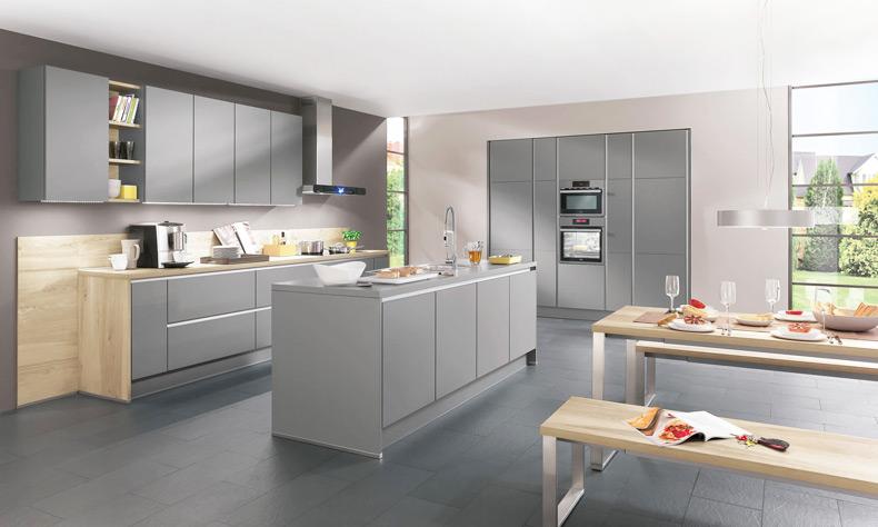 Moderna kuhinja Nobilia