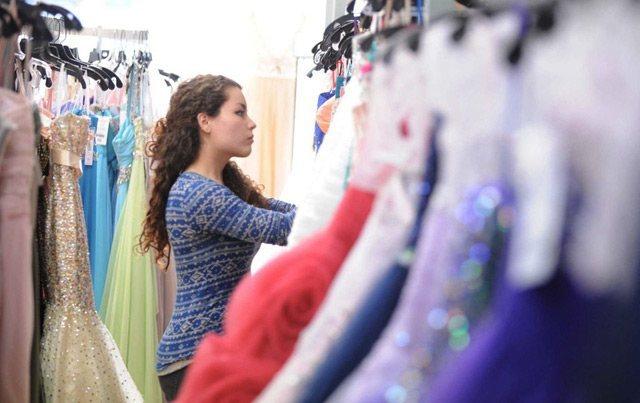 Pomoč pri izbiri maturantske obleke