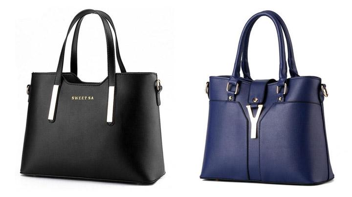 Kakovostna ženska torbica