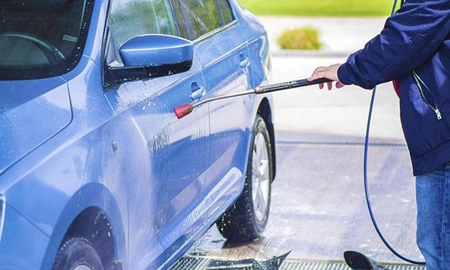 Napake pri čiščenju avtomobila
