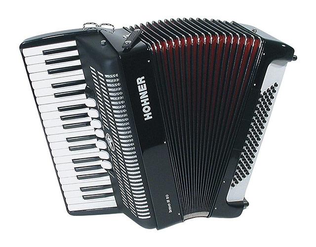 Klavirska harmonika Hohner Bravo III